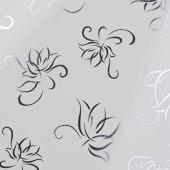 Панель глянец хризантема бел  Р202/635 18*1220*2800 Kastamonu