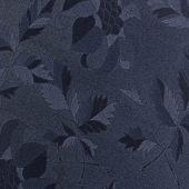 Панель глянец цветы черные  Р207/629 10*1220*2800 Kastamonu